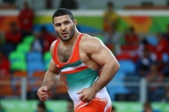 Rio 2016 - Wrestling - Freestyle 97kg - Reza Yazdani (Reza Mohammad Ali Yazdani)- Olympic Games in Rio de Janeiro, Brazil - Photo (Young Journalists Club)