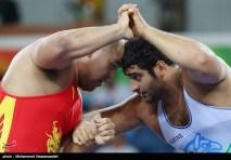 Rio 2016 - Wrestling - Greco-Roman 130kg - Bashir Asgari Babajanzadeh Darzi - Olympic Games in Rio de Janeiro, Brazil - 02 - Foto Mohammad Hassanzadeh (TNA)