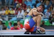 Rio 2016 - Wrestling - Greco-Roman 59kg - Hamid Sourian (Hamid Mohammad Soryan) - Olympic Games in Rio de Janeiro, Brazil - 02 - Foto Mohammad Hassanzadeh (TNA)