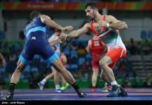 Rio 2016 - Wrestling - Greco-Roman 66kg - Omid Norouzi (Omid Haji Noroozi) - Olympic Games in Rio de Janeiro, Brazil - Foto Javid Nikpour (TNA)