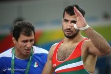Rio 2016 - Wrestling - Greco-Roman 66kg - Omid Norouzi (Omid Haji Noroozi) - Olympic Games in Rio de Janeiro, Brazil - Foto Payam Parsaei (YJC)