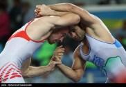 Rio 2016 - Wrestling - Greco-Roman 75kg - Saeid Morad Abdevali - Olympic Games in Rio de Janeiro, Brazil - 02 - Foto Mohammad Hassanzadeh (TNA)