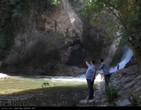 West Azerbaijan, Iran - Sardasht County - Shalmash Falls - (IRNA) 3