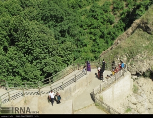 West Azerbaijan, Iran - Sardasht County - Shalmash Falls - (IRNA) 6