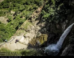 West Azerbaijan, Iran - Sardasht County - Shalmash Falls - (IRNA) 7
