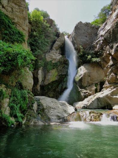 West Azerbaijan, Iran - Sardasht County - Shalmash Falls - (tishineh) 1