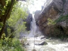 West Azerbaijan, Iran - Sardasht County - Shalmash Falls - (tishineh) 2