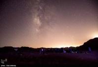 Yazd, Iran - Darbid Village - Watching Perseids (August, 2016) - Foto Eisa Shahedy (TNA) - 01