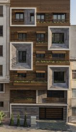 Orsi Khaneh by Keivani Architects in Tehran, Iran (Photo credit: Keivani Architects)