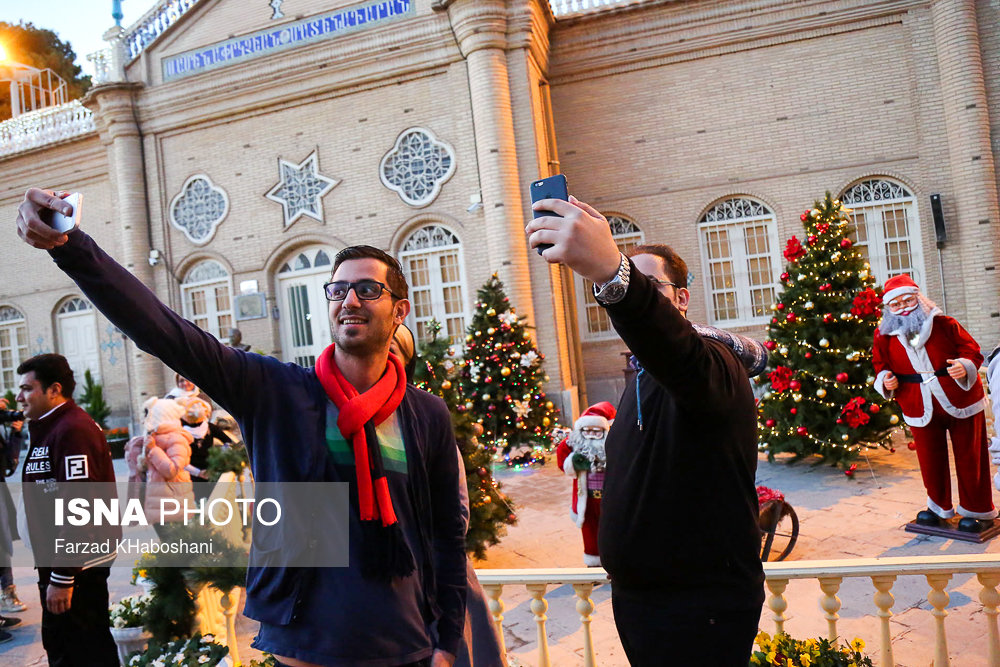 Photos: Christians and Muslims celebrate Christmas in Iran | The ...