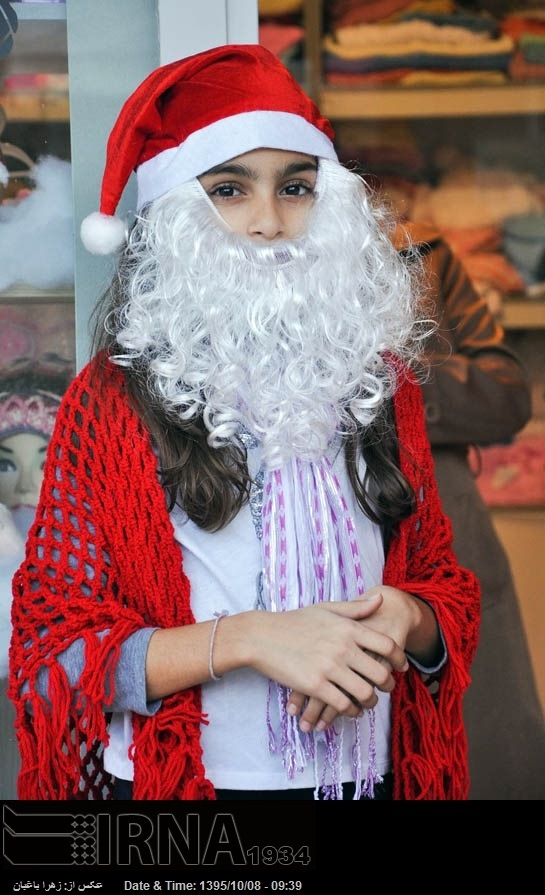 Christmas 2016/2017 in Iran - New Julfa district in Isfahan (Photo credit: IRNA)