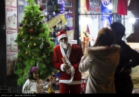 Christmas 2016/2017 in Iran - New Julfa district in Isfahan (Photo credit: IRNA)