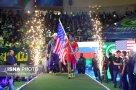 2017 Freestyle World Cup - USA wrestling team (Photo credit Mohammad Erfan Karami, ISNA)