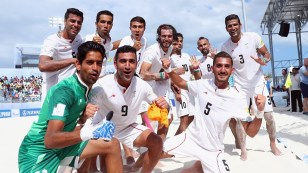 2017 Fifa Beach Soccer World Cup - 3rd place place match - Iran vs Italy - 02