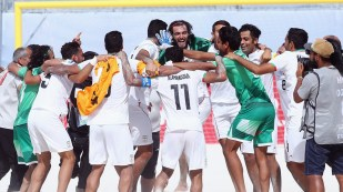 2017 Fifa Beach Soccer World Cup - 3rd place place match - Iran vs Italy - 03