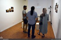 Dena Art Gallery, Tehran, May 2017. Photo credit Alireza Farahani, Honar Online