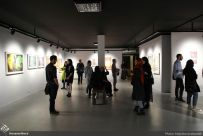 Gallery A, Tehran, May 2017. Photo credit Mojtaba Arabzadeh, Honar Online