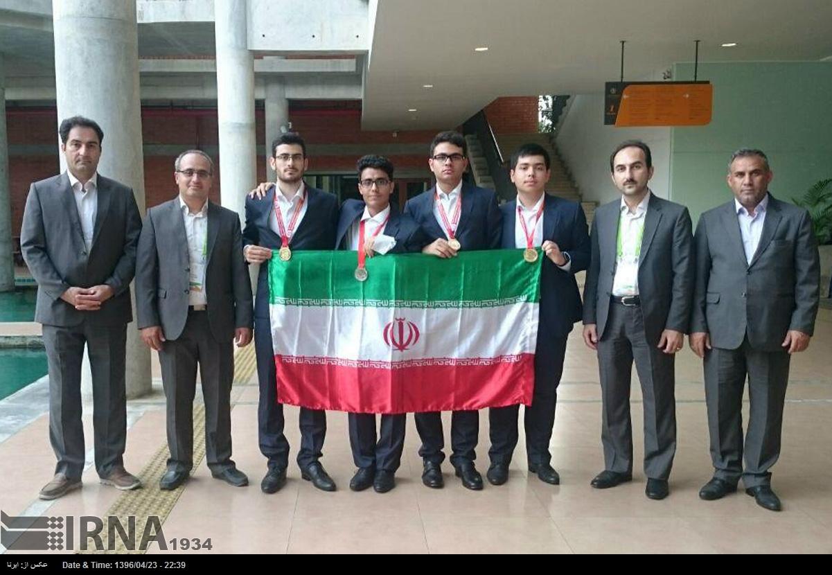 International Mathematical Olympiad Winners - 0425