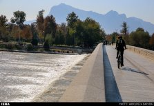 Isfahan, Iran. Photo credit: Abdolreza Darvish / ISNA