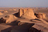 Western Lut Desert, Kerman Province, Iran - Photo credit yeowatzup, wikimedia.org