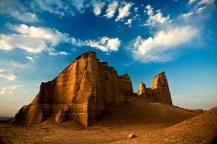 Western Lut Desert, Kerman Province, Iran - Photo credit Miron448, panoramio.com