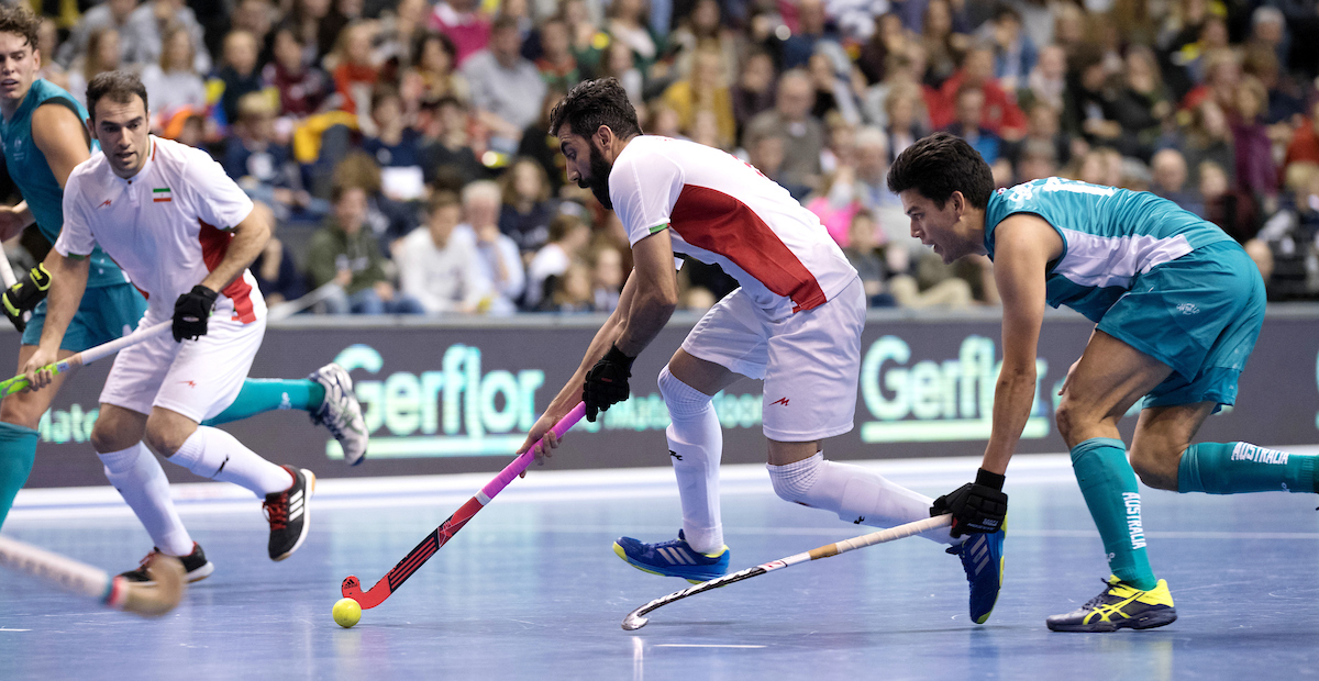 2018 Men's Indoor Hockey World Cup | The other Iran