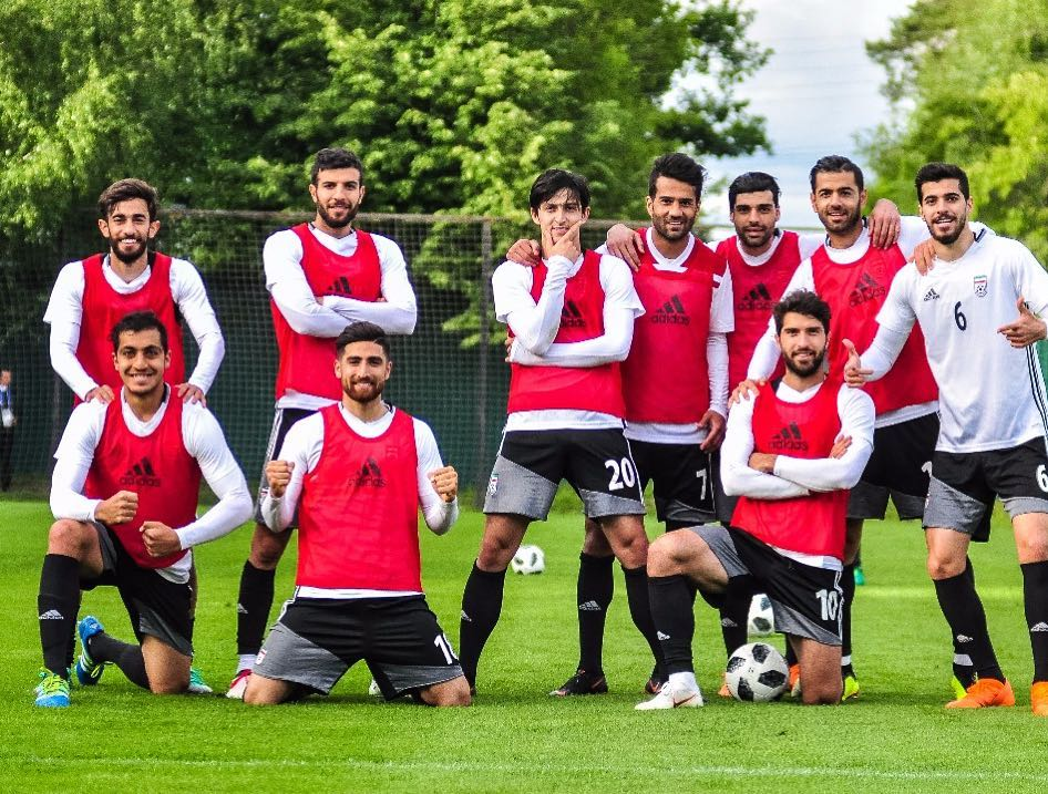 1f4db9d9e42 FIFA World Cup 2018  Iran s team and fans in Russia (Photos)