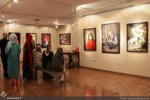 July 2018, Shalman Gallery, Tehran, Iran. Photo credit Maryam Ramezanloo, Honar Online.