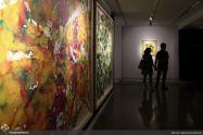 August 2018, Saless Gallery, Tehran, Iran. Photo credit Ramona Mirian, Honar Online.