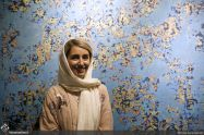 August 2018, Shirin Gallery, Tehran, Iran. Photo credit Sara Sasani, Honar Online.