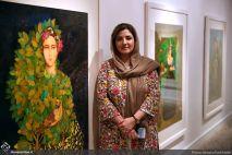 July 2018, Homa Gallery, Tehran, Iran. Photo credit Khosro Parkhideh, Honar Online.