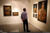 July 2018, Vista Gallery, Tehran, Iran. Photo credit Saeed Rabiee, Honar Online.