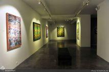 July 2018, Shirin Gallery, Tehran, Iran. Photo credit Honar Online.