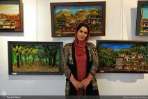 July 2018, Iran Art Gallery, Tehran. Photo credit Mahdiye Babaee, Honar Online.