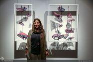 August 2018, Ariana Gallery, Tehran, Iran. Photo credit Ramona Mirian, Honar Online.